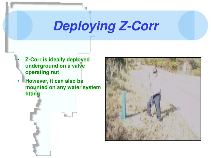 Deploying Z-Corr