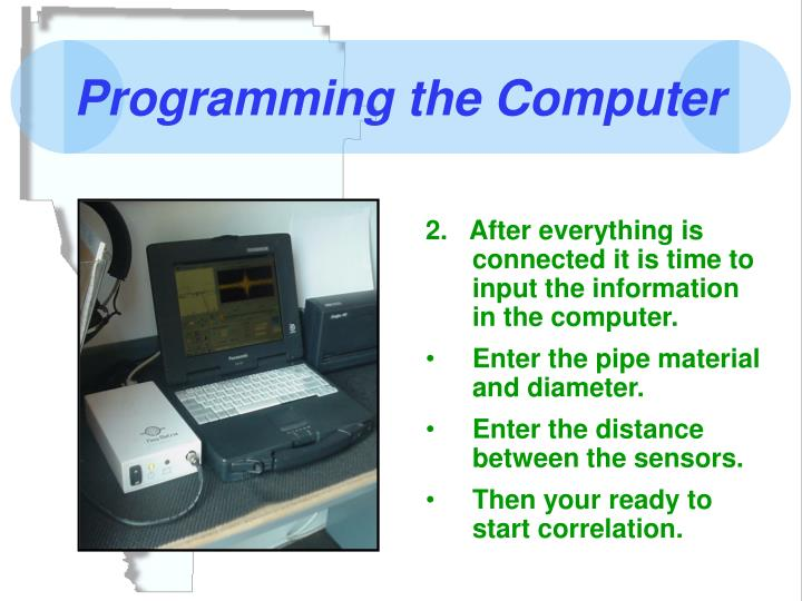 Programming the Computer