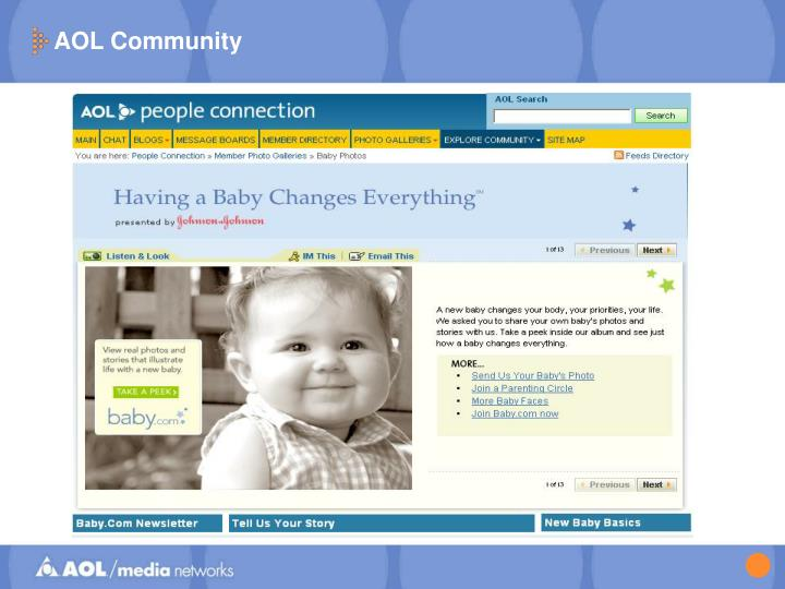 AOL Community