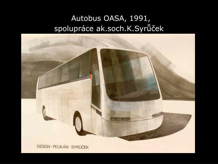 Autobus OASA, 1991,