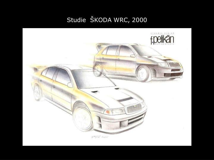 Studie  ŠKODA WRC, 2000