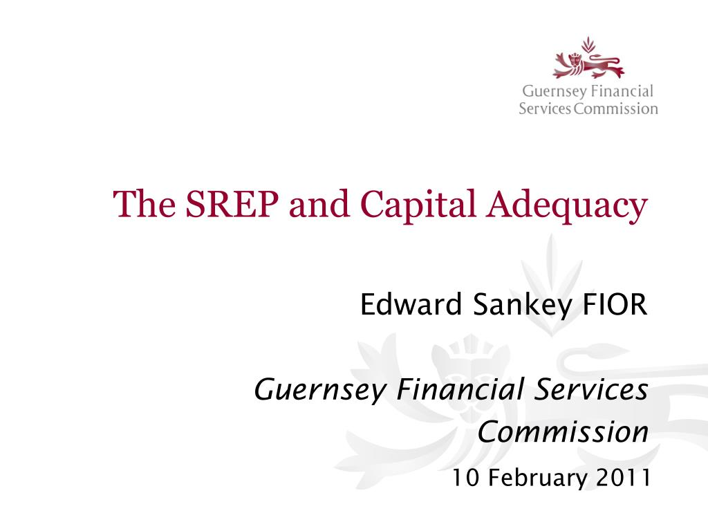 The SREP and Capital Adequacy