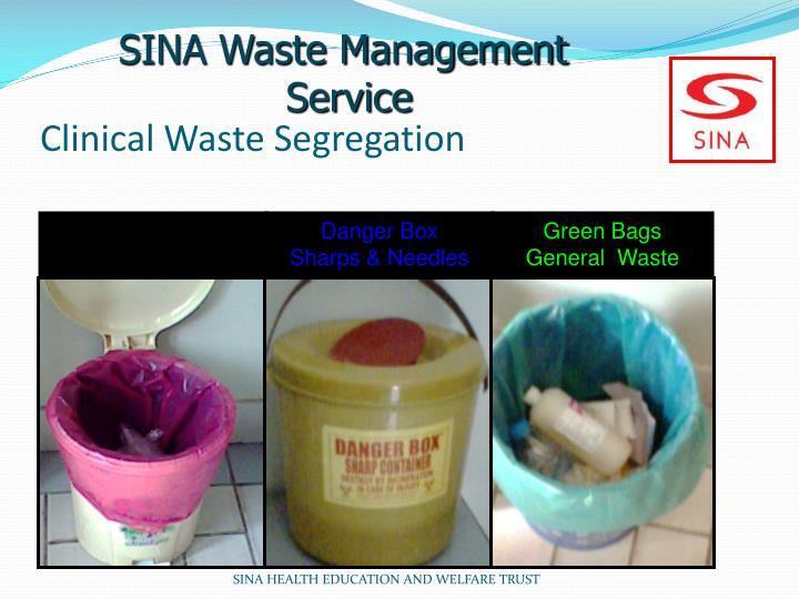 SINA Waste Management
