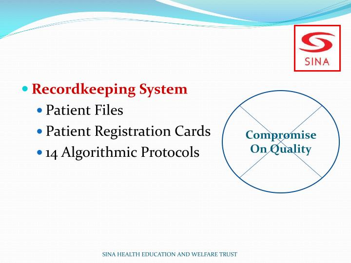 Recordkeeping System