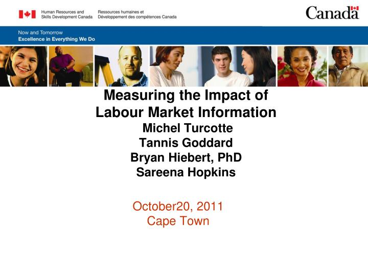 Measuring the Impact of