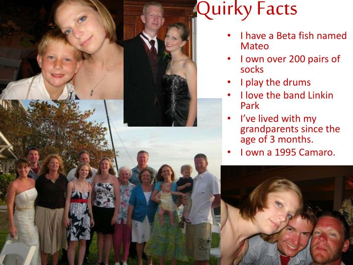 Quirky Facts