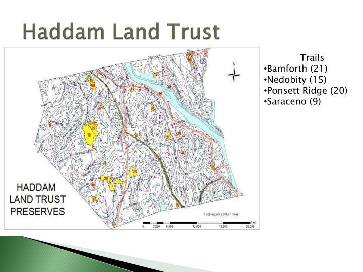 Haddam Land Trust