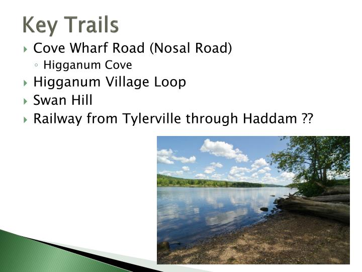Key Trails