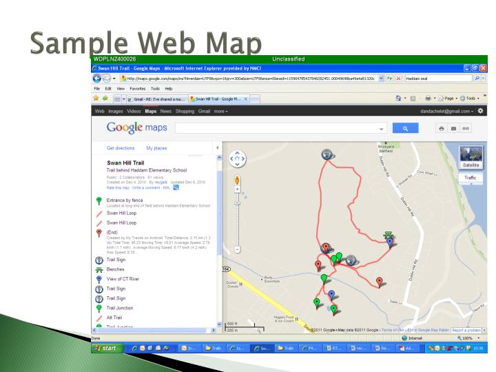 Sample Web Map