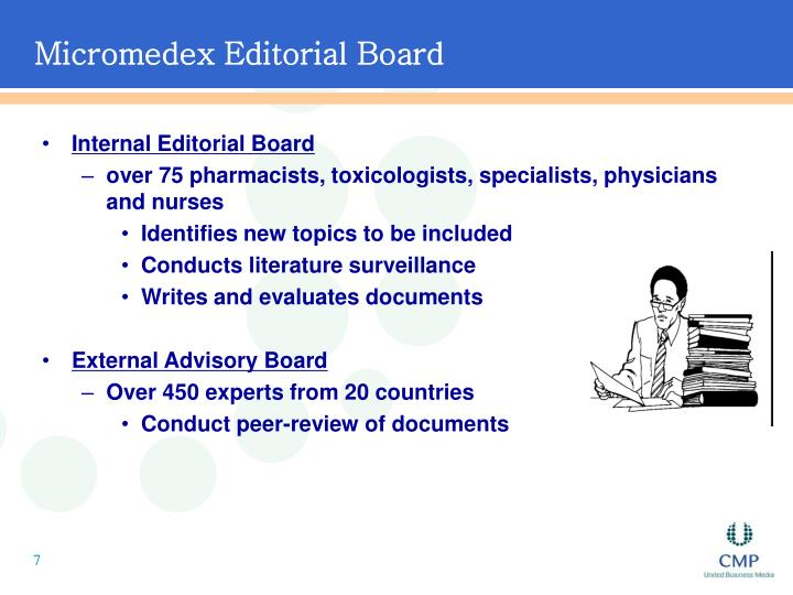 Micromedex Editorial Board