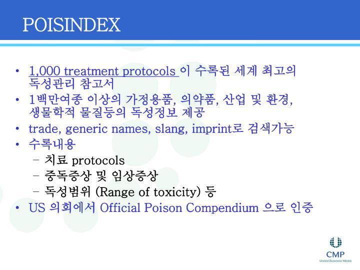 POISINDEX