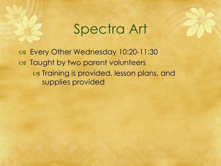 Spectra Art