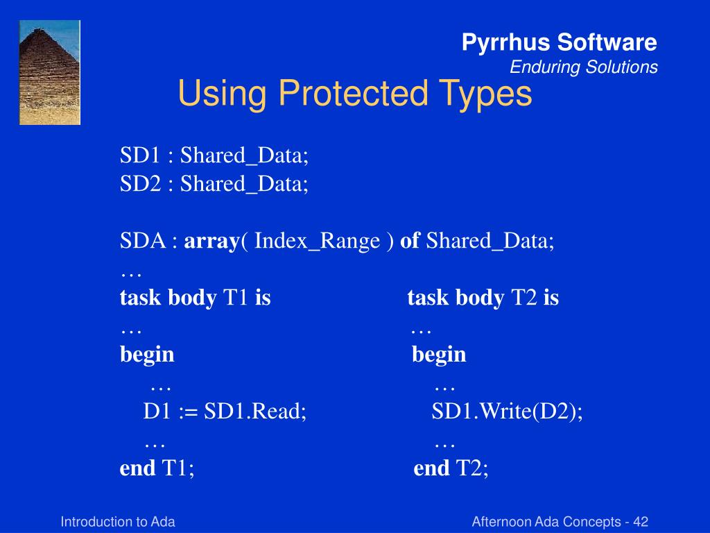 Using Protected Types