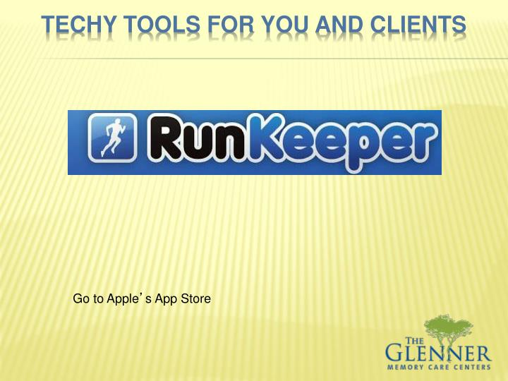 Techy tools for you and clients
