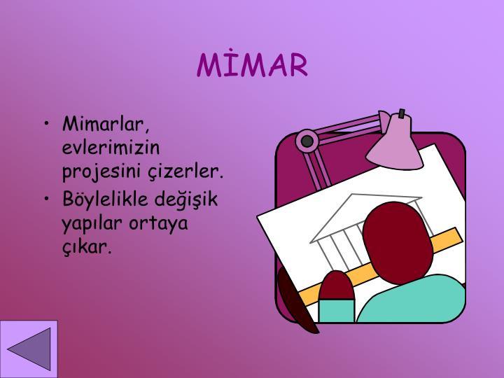 MİMAR