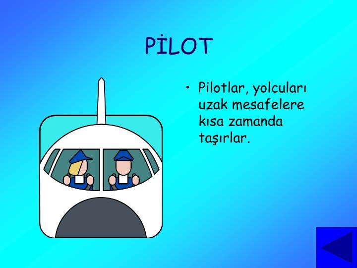 PİLOT