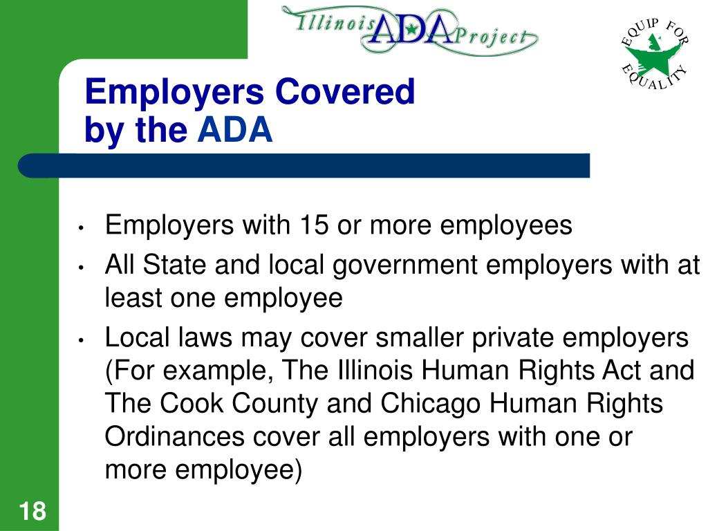 Employers Covered