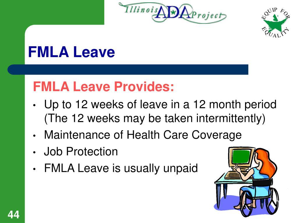 FMLA Leave