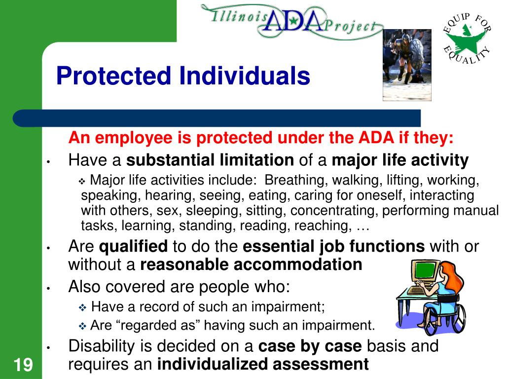 Protected Individuals
