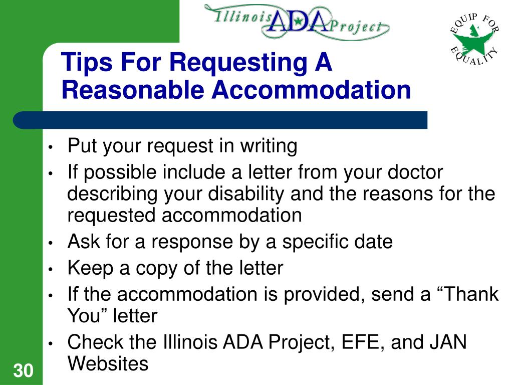 Tips For Requesting A