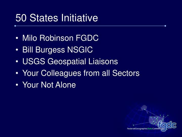 50 States Initiative