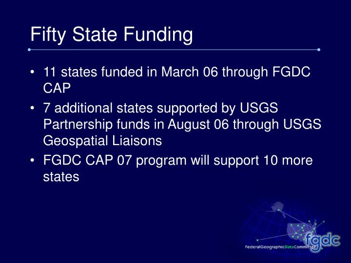 Fifty State Funding