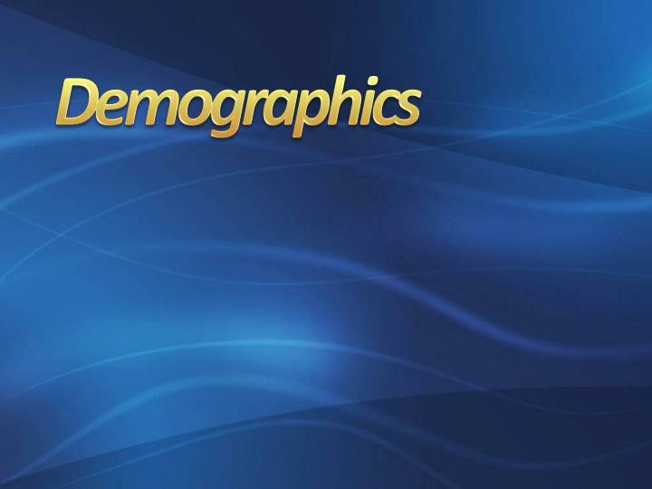Demographics