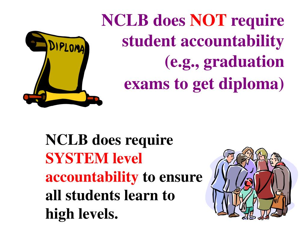 NCLB does