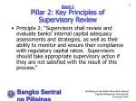 basel 2 pillar 2 key principles of supervisory review57