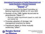 international convergence of capital measurement and capital standards a revised framework basel 23