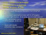 ucsb global cdom project measurements methods cdom analysis at sea