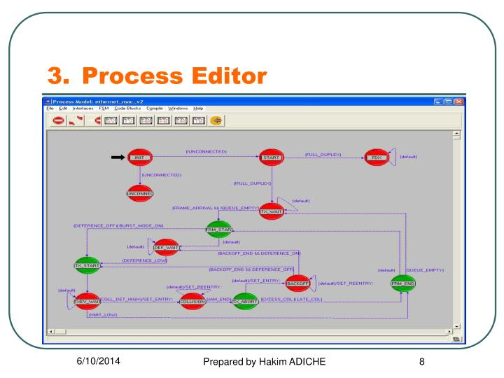 Process Editor