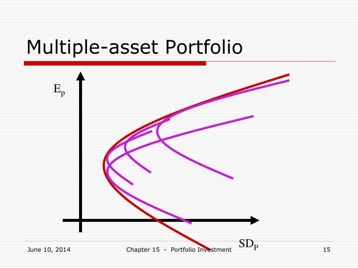 Multiple-asset Portfolio
