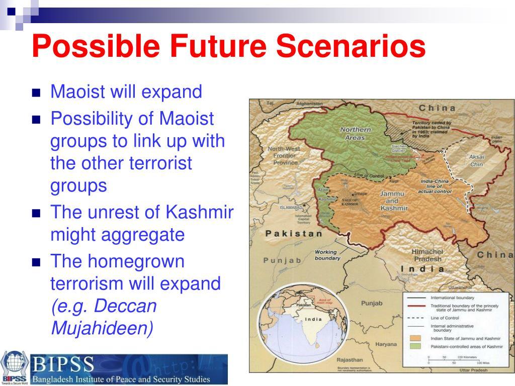Possible Future Scenarios