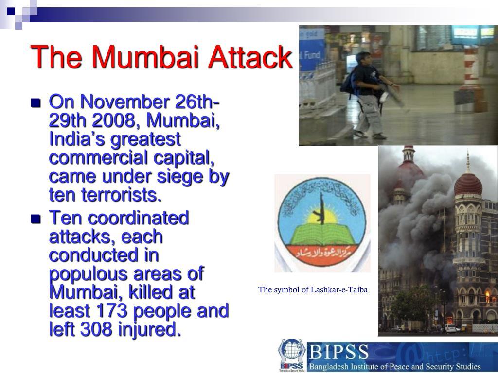 The Mumbai Attack