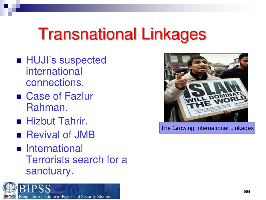 Transnational Linkages