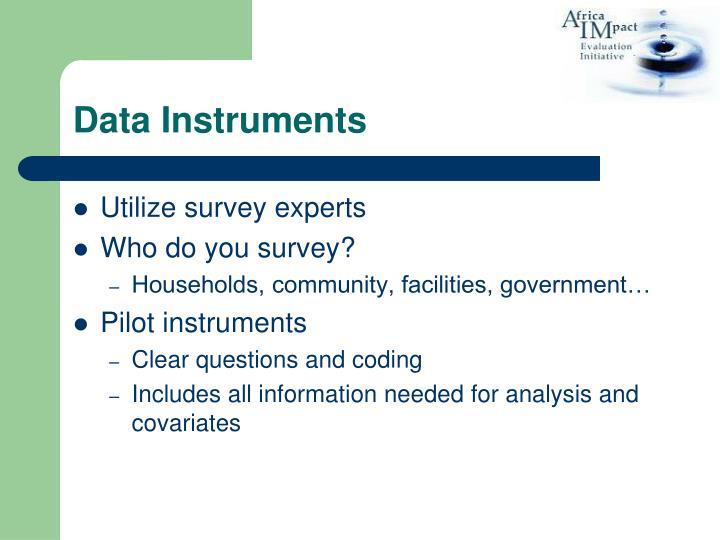 Data Instruments