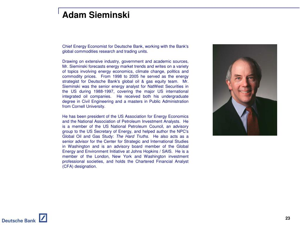 Adam Sieminski