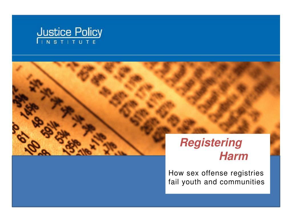Registering