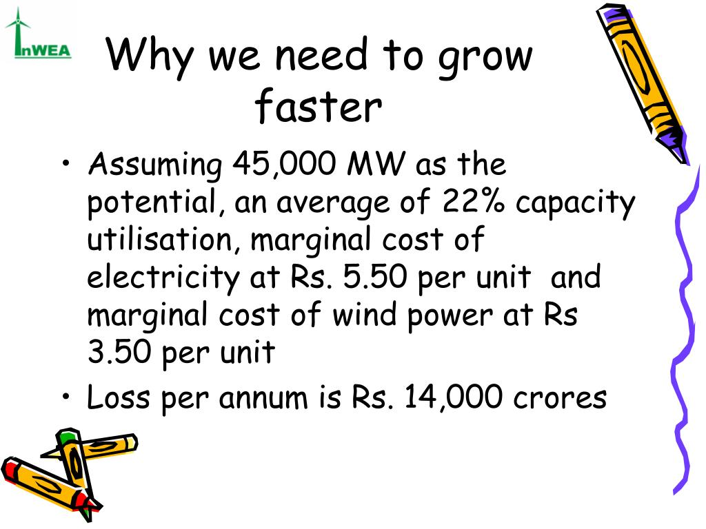 Why we need to grow faster