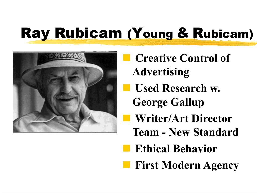 Ray Rubicam