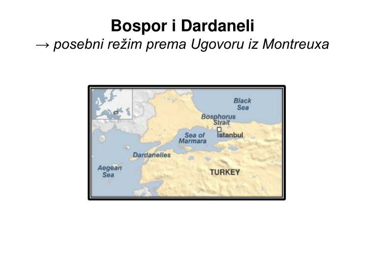 Bospor i Dardaneli