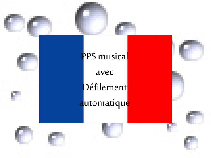 PPS musical