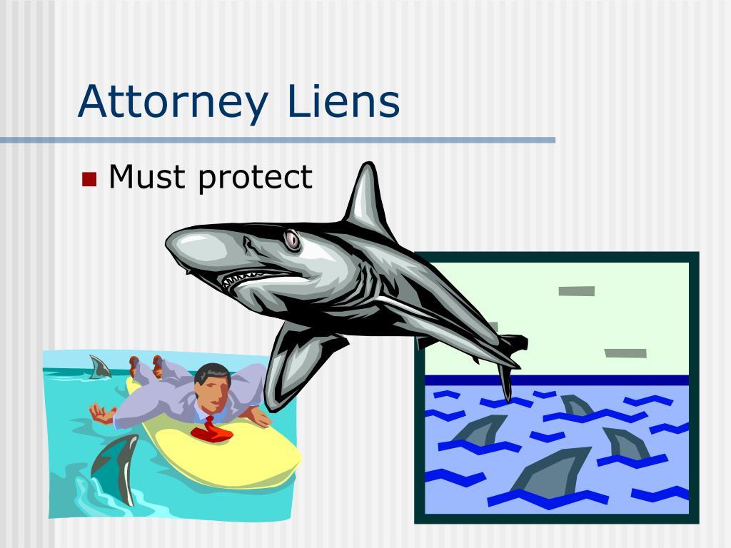 Attorney Liens