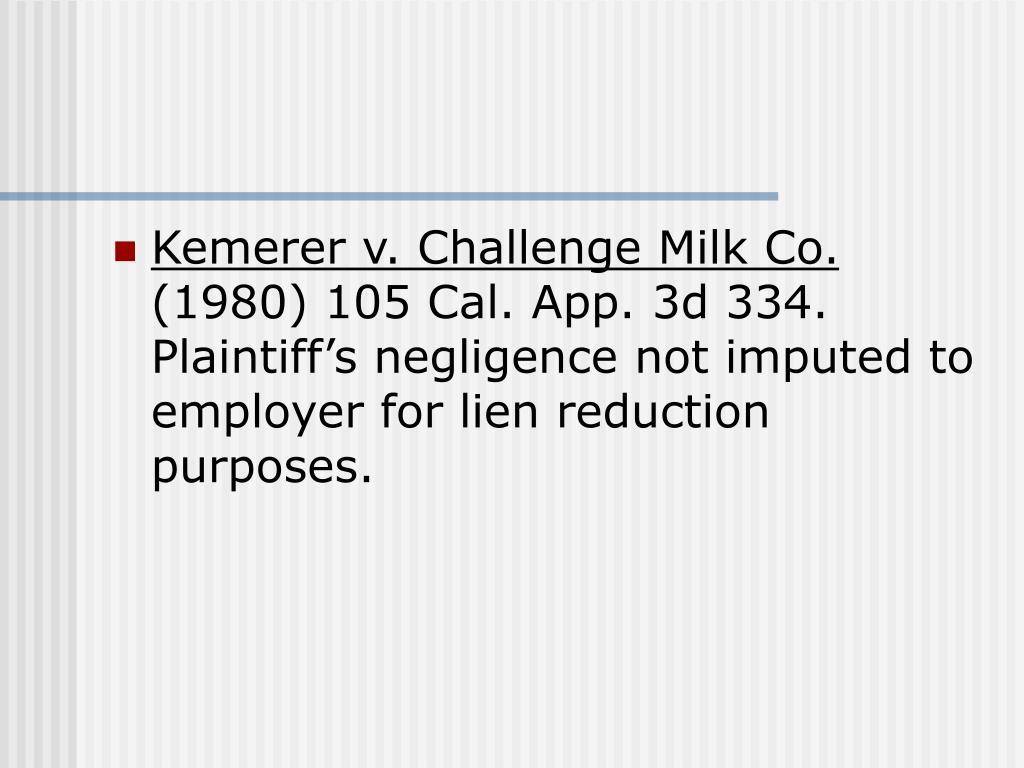 Kemerer v. Challenge Milk Co.