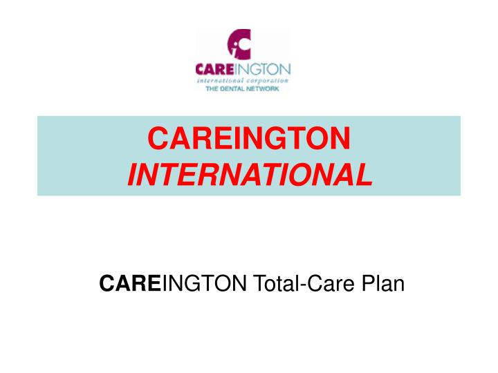 Careington international