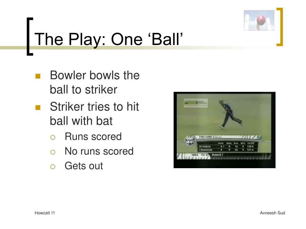 The Play: One 'Ball'
