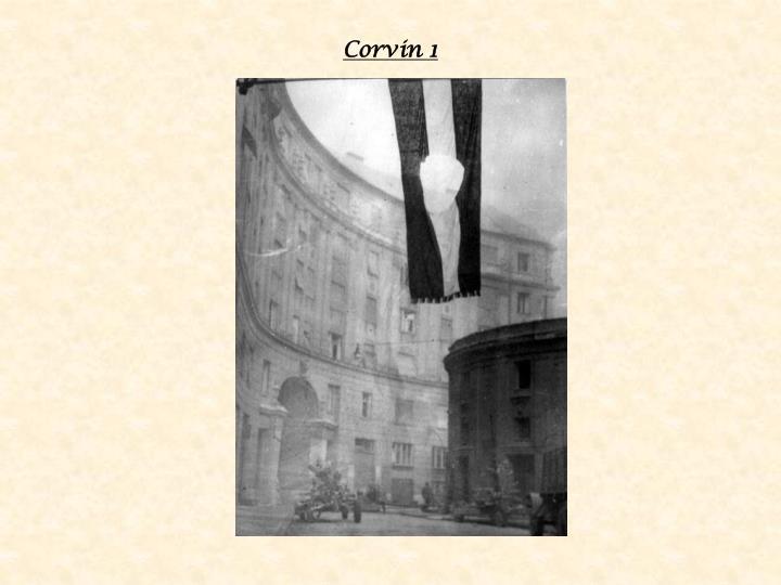 Corvin 1