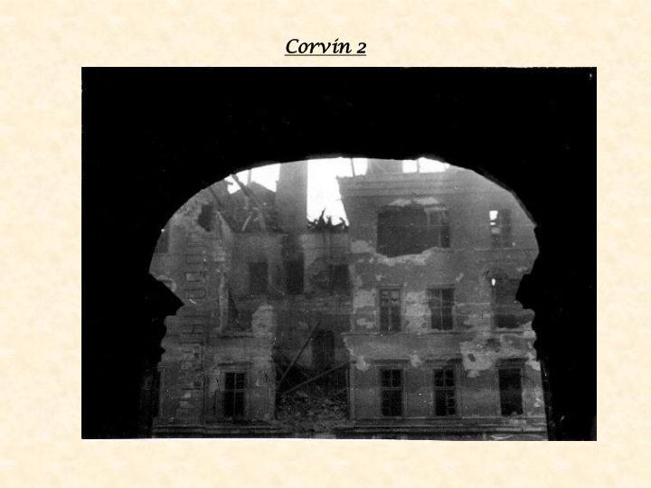 Corvin 2