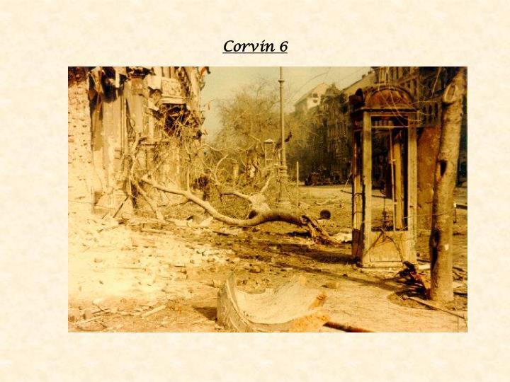 Corvin 6